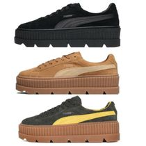 PUMA x Fenty by Rihanna Cleated Creeper 厚底スニーカー 3色