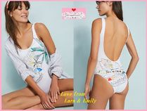 最安値保証*関税送料込【Anthro】Onia Kelly One-Piece Swimsuit