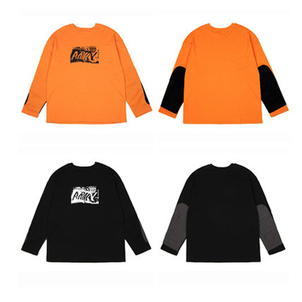 ANOTHERYOUTH Tシャツ・カットソー ANOTHERYOUTH正規品★19SS★プリンティングロンT★UNISEX(2)
