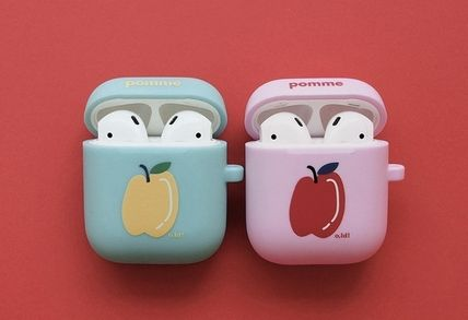 oh lolly day スマホケース・テックアクセサリー ★oh lolly day★ O,LD! AirPods ケース ver.1 全6色(12)