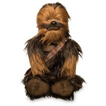 Chewbacca Plush Backpack - Star Wars