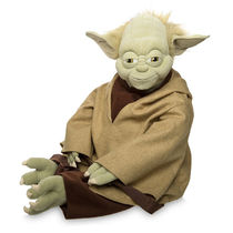 Yoda Plush Backpack - Star Wars