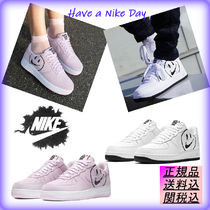 【NIKE】正規品★AIR FORCE 1 have a nice day/追跡付/カップル