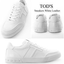 TOD'S(トッズ) スニーカー トッズ  Sneakers White Leather