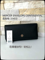 1点のみ TORY BURCH★MERCER ENVELOPE CONTINENTAL 長財布