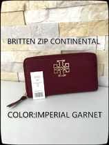 早い者勝ち TORY BURCH★BRITTEN ZIP CONTINENTAL 39059