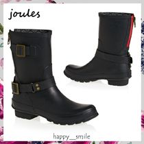 §Joules Clothing§ 国内発送 バイカーデザインレインブーツ