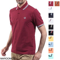 FRED PERRY ポロシャツ fred-m12
