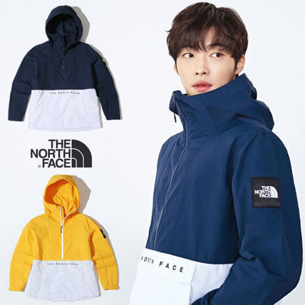 THE NORTH FACE☆BURNEY ANORAK☆