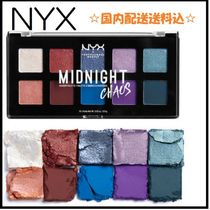 国内発送☆NYX♦MIDNIGHT CHAOS SHADOW PALETTE