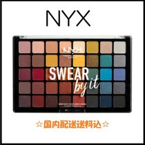 国内発送☆NYX♦SWEAR BY IT SHADOW PALETTE
