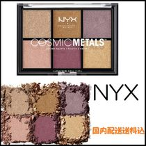 国内発送☆NYX♦COSMIC METALS SHADOW PALETTE