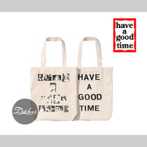 have a good time(ハブアグットタイム) トートバッグ (( have a good time)) WEIRDO TOTE NE399