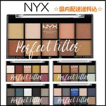 国内発送☆NYX♦PERFECT FILTER SHADOW PALETTE