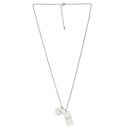 ANOTHERYOUTH ネックレス・チョーカー ★ANOTHERYOUTH★日本未入荷 韓国ネックレス 2 pendant necklace(9)