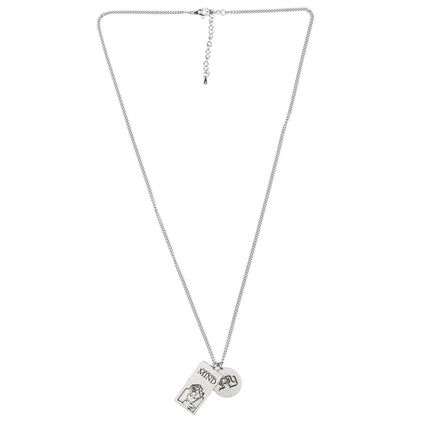 ANOTHERYOUTH ネックレス・チョーカー ★ANOTHERYOUTH★日本未入荷 韓国ネックレス 2 pendant necklace(10)