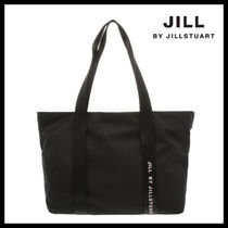 【JILL BY JILLSTUART】★NAPLES Logo Strap L Shoulder Bag★