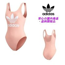 adidas Originals Coral Trefoil Swimsuit♪