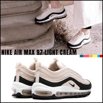 【Nike】 Women's Air Max 97 Premium light cream 日本完売色
