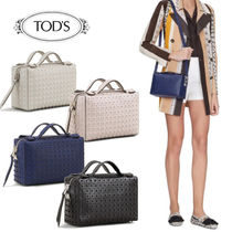 TOD'S直営 ◆ 2way【Gommino Bag Mini 】◆ 選べる4色 ♪