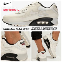 関税負担なし【NIKE】Air Max 90 SE ★HAVE A NIKE DAY★