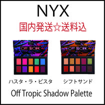 国内発送☆NYX♦OFF TROPIC SHADOW PALETTE