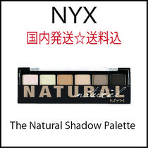 国内発送☆NYX♦THE NATURAL SHADOW PALETTE