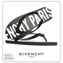 【GIVENCHY(ジバンシィ)】BEACH SANDALS PRINTED INSOLE