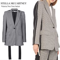 STELLA MCCARTNEY Victoria Two-Tone Jacket