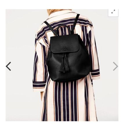 Tory Burch バックパック・リュック 【TORY BURCH】 TAYLOR BACKPACK(7)