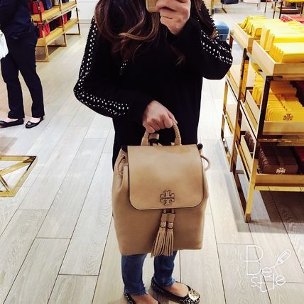 Tory Burch バックパック・リュック 【TORY BURCH】 TAYLOR BACKPACK(8)