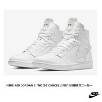 "[NIKE] AIR JORDAN 1 ""NOISE CANCELLING"" US限定 新作スニーカー"