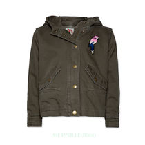 American Eagle Outfitters(アメリカンイーグル) キッズアウター 大人もOK AMERICAN OUTFITTERS ミリタリー ジャケット