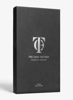 THE CASE FACTORY スマホケース・テックアクセサリー THE CASE FACTORY★IPHONE XS MAX CARD CASE VARAN BROWN(5)