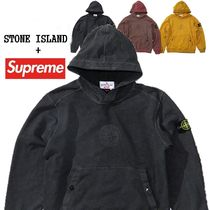 Supreme Stone Island Hooded Sweatshirt SS 19 WEEK 3