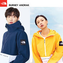 【THE NORTH FACE】BURNEY ANORAK