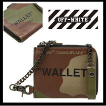 【 OFF-WHITE】QUOTE CHAIN WALLET【送関込】