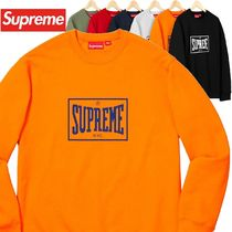 Supreme シュプリーム Warm Up Crewneck SS 19 WEEK 3