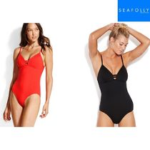 【SEAFOLLY】Seafolly Quilted One Piece