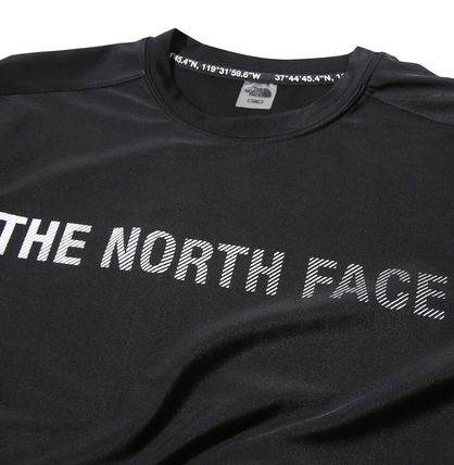 THE NORTH FACE ラッシュガード ★人気★【THE NORTH FACE】★M'S NEW WAVE S/S RASHGUARD★3色(2)