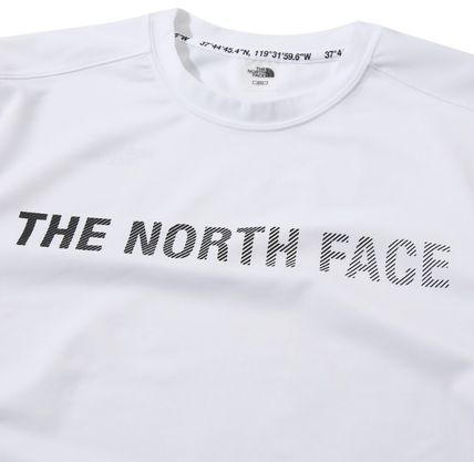 THE NORTH FACE ラッシュガード ★人気★【THE NORTH FACE】★M'S NEW WAVE S/S RASHGUARD★3色(7)