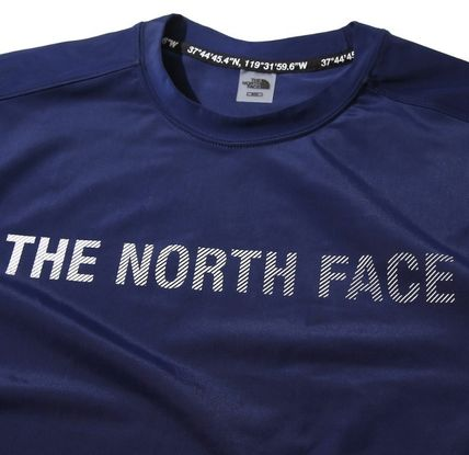 THE NORTH FACE ラッシュガード ★人気★【THE NORTH FACE】★M'S NEW WAVE S/S RASHGUARD★3色(12)