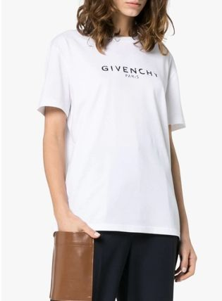 GIVENCHY Tシャツ・カットソー GIVENCHY★即完売★レディスロゴ Tシャツ送関込(4)