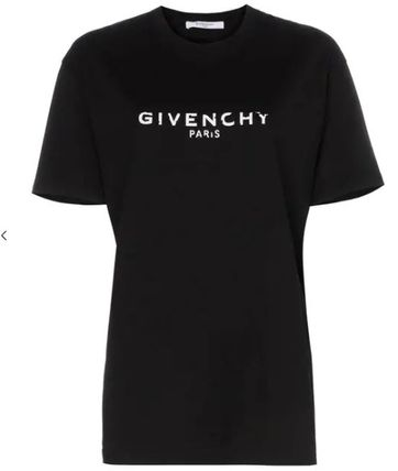 GIVENCHY Tシャツ・カットソー GIVENCHY★即完売★レディスロゴ Tシャツ送関込(8)