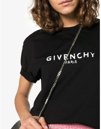 GIVENCHY Tシャツ・カットソー GIVENCHY★即完売★レディスロゴ Tシャツ送関込(11)