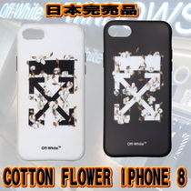 Off-White  COTTON FLOWER IPHONE 8 CASE / 日本完売品