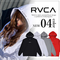 RVCA(ルーカ) パーカー・フーディ 【関税込み】RVCA ルーカ MEN'S WARP PULLOVER HOODIE