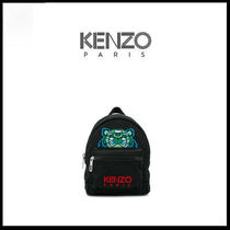 (ケンゾー) KENZO Mini Tiger Canvas backpack 5SF301 F20