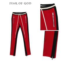 【Justin Bieber愛用】5TH COLLECTION DOUBLE STRIPED PANTS