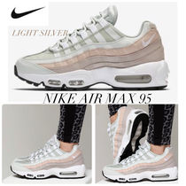 国内完売カラー【NIKE】Air Max 95☆Light Silver☆